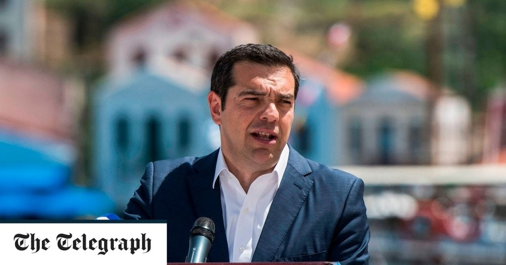 Greece escapes a financial tragedy