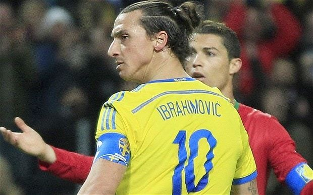 Zlatan Ibrahimovic: Congratulations to Cristiano Ronaldo and Portugal but World Cup will be nothing without me