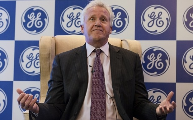 The visionary rebuilding GE from scratch to become a digital powerhouse