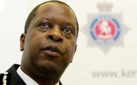 Britain's most senior black policeman says football clubs failing to protect players from racism