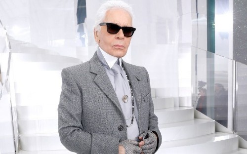 'Like Karl Lagerfeld, I don't want a funeral either'