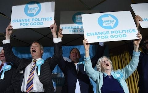 The Brexit Party: What do they stand for, and who are the MEP candidates running in the European elections?