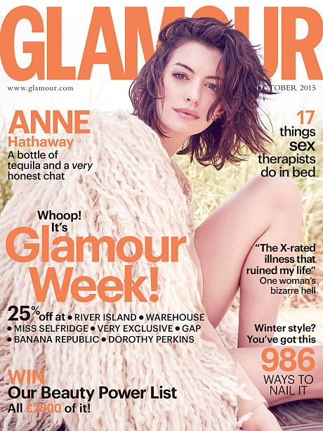 Anne Hathaway: 24-year-olds are beating me to roles