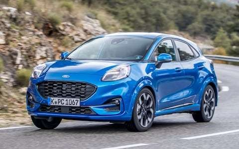 2020 Ford Puma review: good enough to be crowned Car of the Year - and all for £20,000
