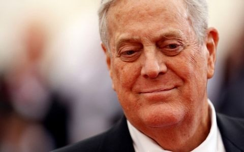David Koch, American billionaire who bankrolled Right-wing causes like the Tea Party but clashed with Donald Trump over free trade – obituary