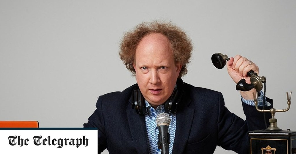 Andy Zaltzman interview: 'Impartiality is a difficult thing in comedy'