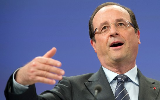 François Hollande vows plan to end Europe's 'lethargy'