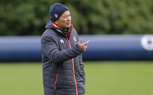 England defend decision to delay naming team as Eddie Jones calls for 'fish and chip rugby'