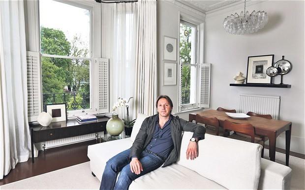 My space: Luciano Giubbilei, garden designer