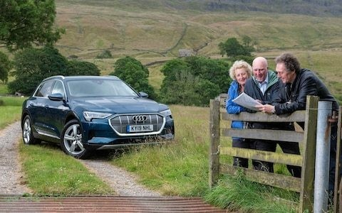 Great British Drives: Audi e-tron in the long-lost county of Westmorland