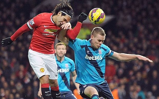 Louis van Gaal puts Radamel Falcao's Manchester United future in doubt as fitness concerns linger