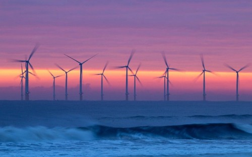 UK loses offshore wind crown to China
