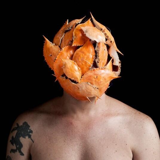 Bizarre self-portraits by artist Edu Monteiro - Telegraph