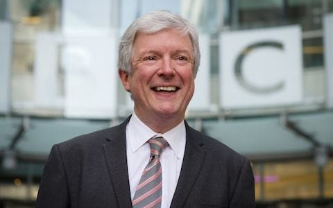 BBC Director General Tony Hall joins male leaders pledging to end gender inequality in tech