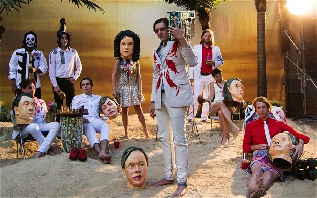 Arcade Fire: The Telegraph reviews