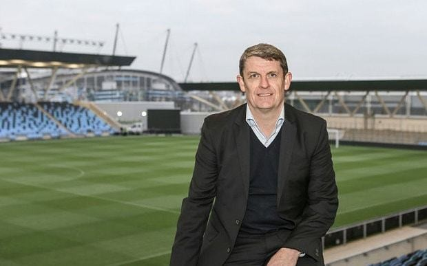 Manchester City's new £150m academy: The English 'Milan Lab' from which they aim to rule Europe