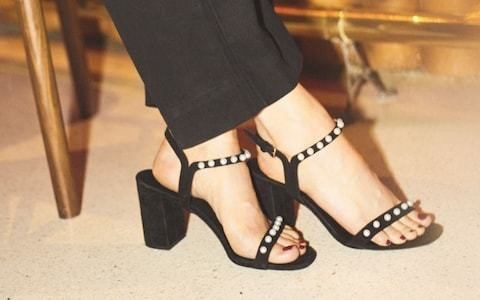 The 4 most comfortable party shoe styles to try now