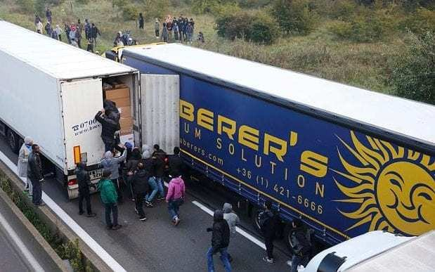 Let illegal migrants go free, EU court orders Calais police