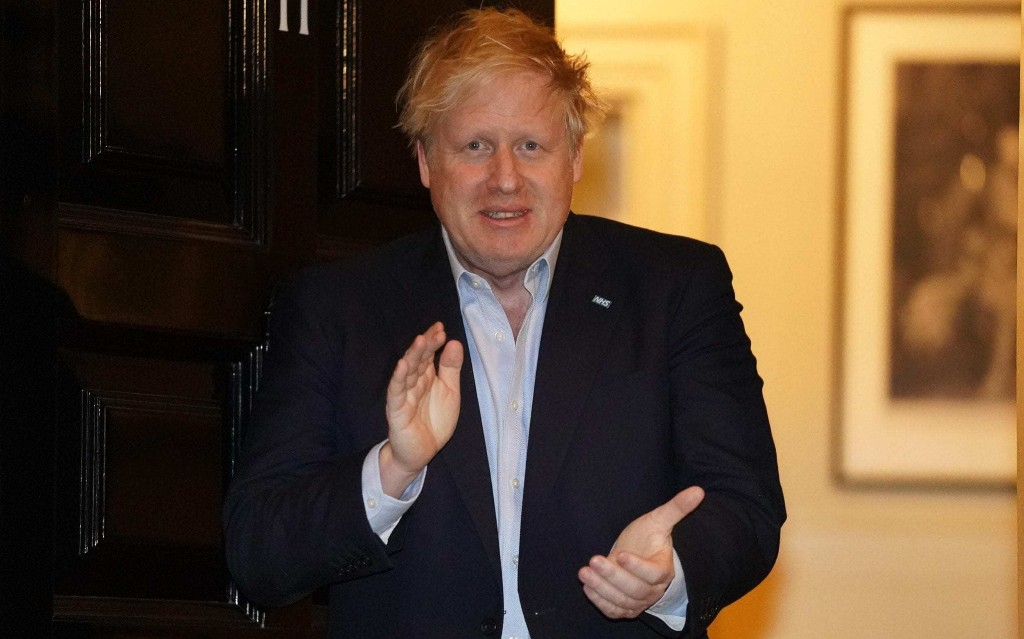 Boris Johnson told to stop trying to be like Winston Churchill and take a step back to beat coronavirus
