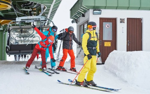 Skiing: the cheat's guide to looking like a pro