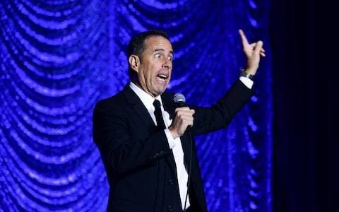Jerry Seinfeld, Eventim Apollo, review: yes, a true comedy great – but monotonously, familiarly great