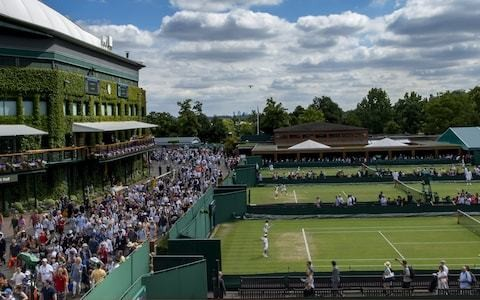 Would-be VIP Wimbledon spectators left thousands of pounds out of pocket after buying invalid tickets as organisers launch legal action