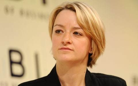 BBC backs Laura Kuenssberg over 'absurd' claims on social media