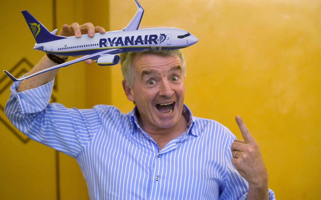 Vouchers are no scam says Ryanair boss as £7bn airline refund row heats up