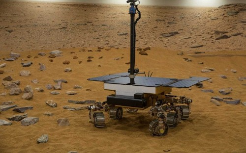 Mars rover to be named after overlooked female DNA pioneer Rosalind Franklin