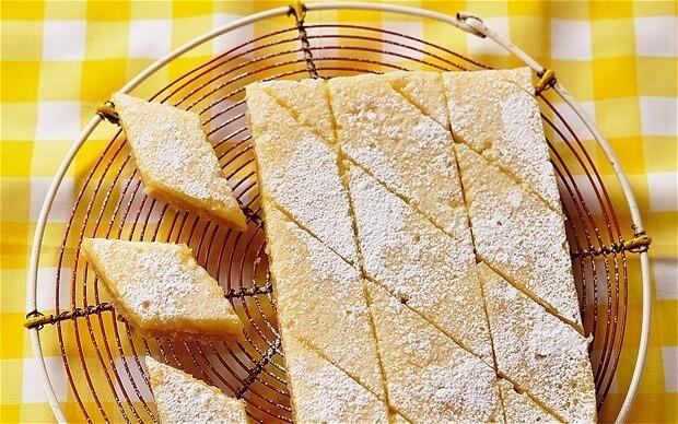 The new baker: lemon marmalade bars
