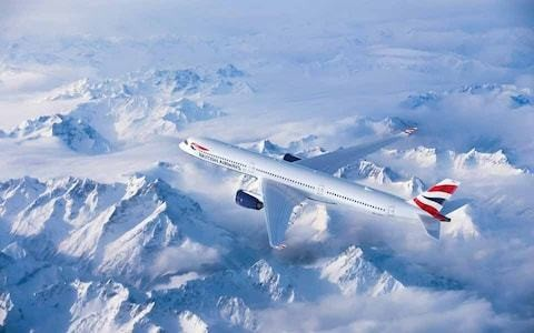Would you go on a British Airways slow 'air cruise'?