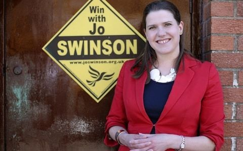 Patronising, low on charisma, high on self-confidence. What is it about Jo Swinson?