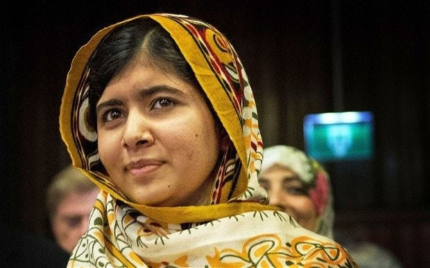 Baroness Warsi: 'Malala has turned a tragedy into something positive'