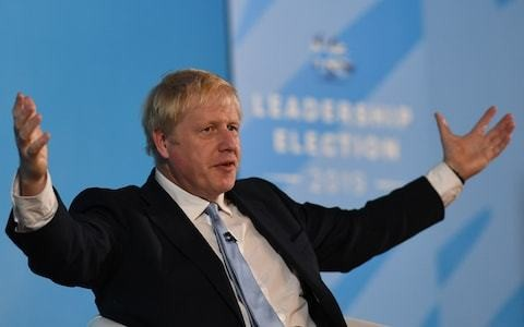 Boris Johnson aims to put end to the 'nanny state' and its 'sin taxes' on food