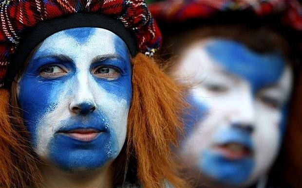 Scottish independence will trigger mass exodus of financial services