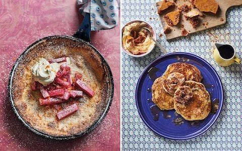 Posh breakfast pancake ideas for Shrove Tuesday 2020