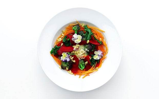 Simple salads to make every day