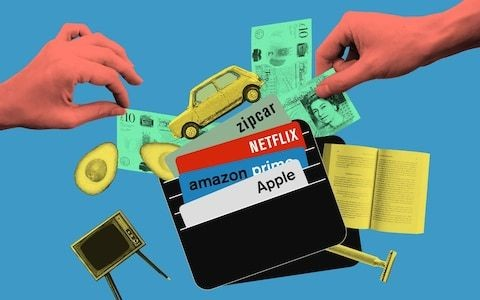Rise of the subscription economy – and what that means for your pocket
