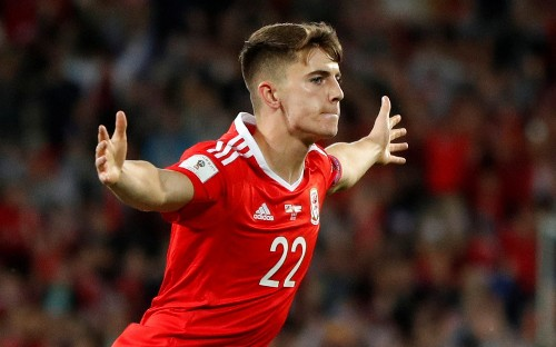 Ryan Giggs ponders selection of Ben Woodburn for crucial Euro 2020 qualifier against Slovakia