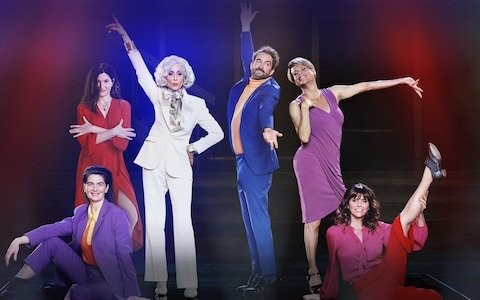 Transparent Musical Finale review - this strange farewell scales the heights and plumbs the depths