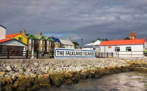 Leaving EU would fuel Argentine aggression towards Falkland Islands, official claims