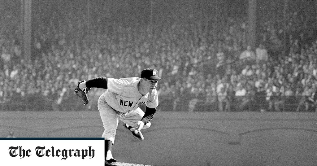 Whitey Ford, legendary pitcher for the New York Yankees known as 'Slick' – obituary