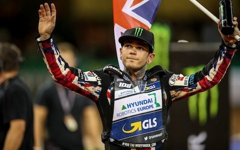 Speedway champion Tai Woffinden details heartache that fired him to the top and how he deals with internet trolls in new book
