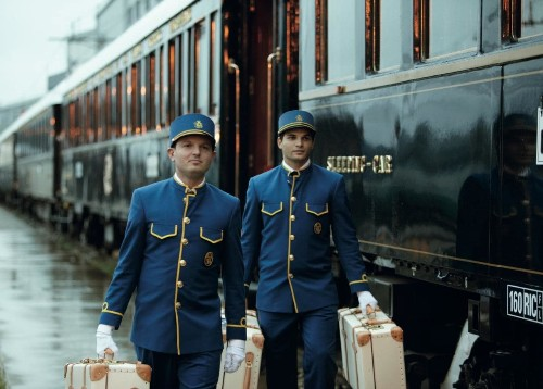 Ten of the best luxury train journeys