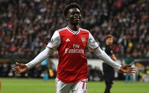 Arsenal's breakthrough star Bukayo Saka credits coach Freddie Ljungberg for 'vital' role in his development