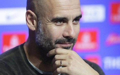 Pep Guardiola pleased to see Premier League rivals coming round to his style of football