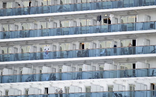 Coronavirus: Britons on infected Diamond Princess cruise may get quarantined in Japan instead of being flown back to UK