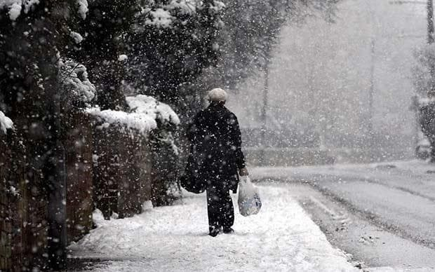 Britain braced for long, snowy winter as strongest El Nino since 1950 expected