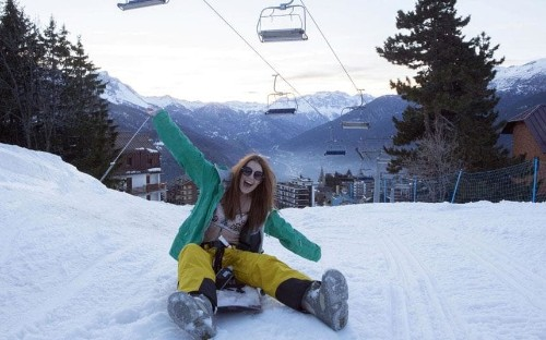 Snow, Sex and Suspicious Parents: Why reality TV and skiing don't mix