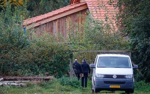 Father second to be arrested after Dutch 'sect' family found hiding out on farm